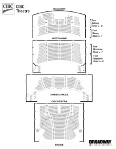 The privatebank theatre seating chart cibc chicago tickets schedule charts goldstar also ganda fullring rh