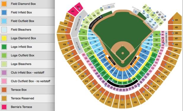 Brewers Stadium Seating Chart Brokeasshome Com