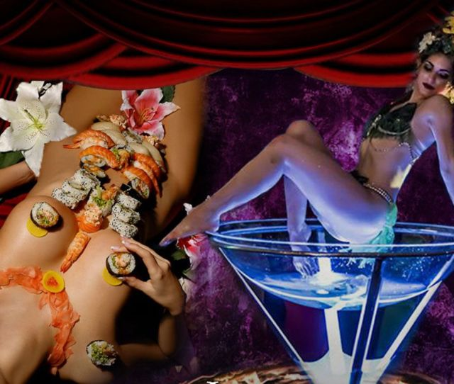 The Ninth Annual Erotic Ball