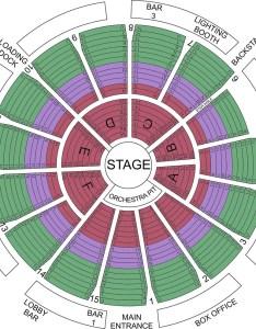 Houston arena theater seating chart also mersnoforum rh
