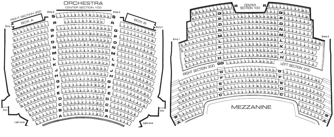 Walnut street theatre seating chart also philadelphia tickets schedule rh goldstar