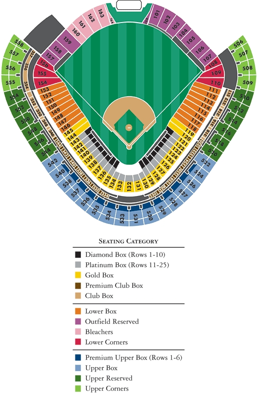White sox seating chart also guaranteed rate field chicago il tickets schedule rh goldstar