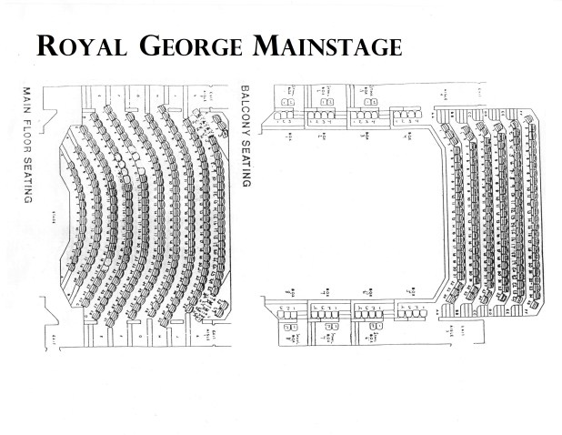 Royal St George Theater Chicago Seating Chart