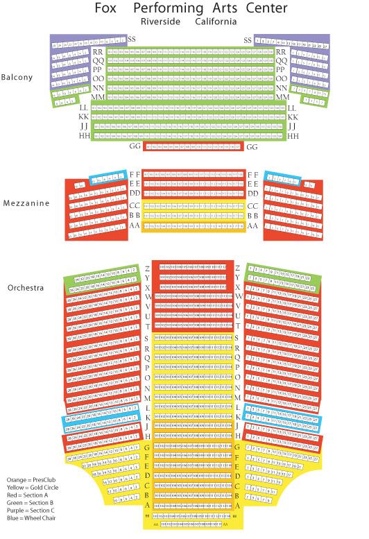 Riverside fox theater seating capacity - Fiu interior design prerequisites ...