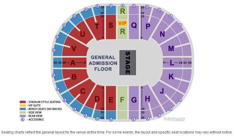 Seating charts also viejas arena san diego tickets schedule goldstar rh