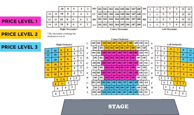 Riverside Theater Milwaukee Wi Seating Chart ...