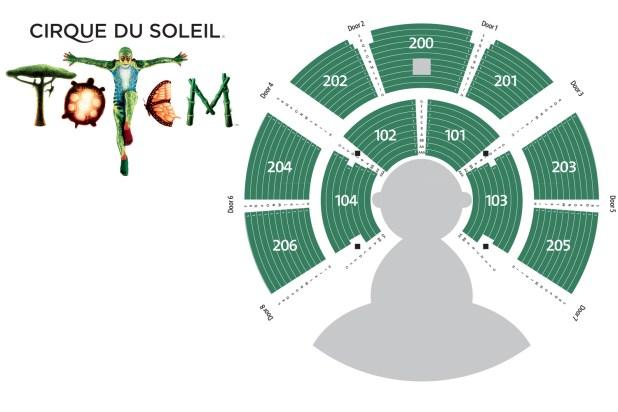 Marymoor Park Seating Chart Cirque Du Soleil Kurios