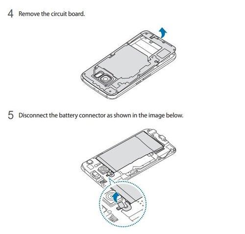 """Wymiana baterii w Samsung Galaxy S6 czyli """"zrób to sam"""