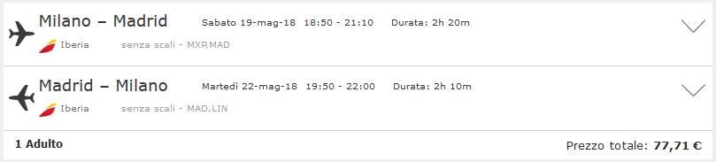 Guarda qui le offere voli Iberia!
