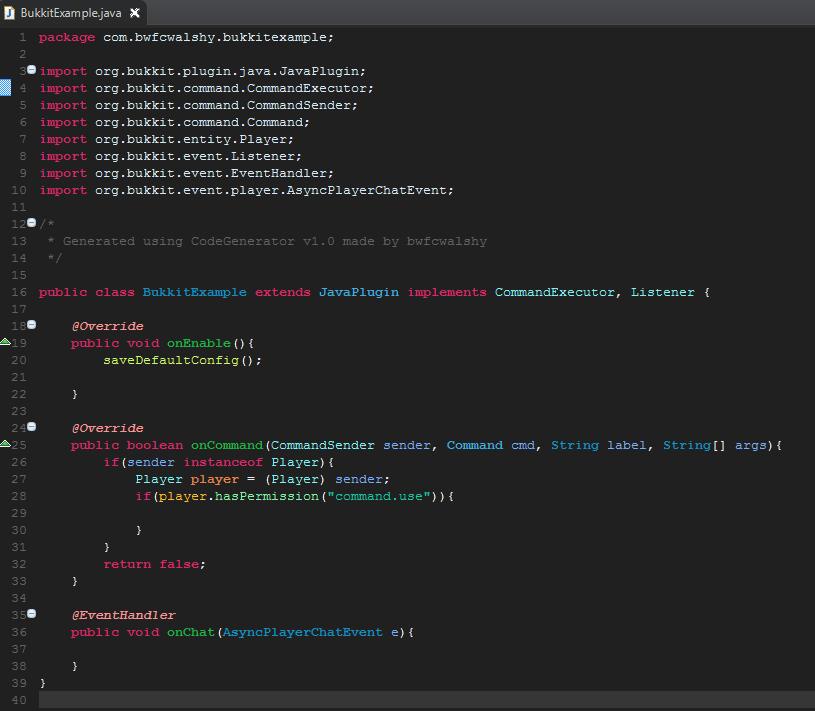 Application Code Generator V11 Make Plugins Will