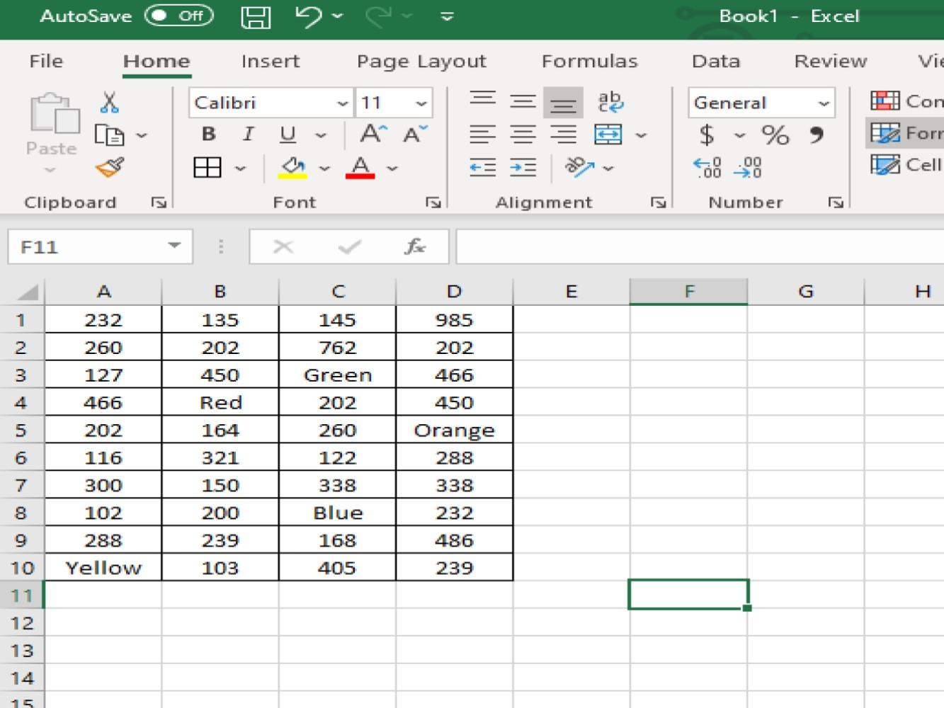 How To Use Vba Excel Offset To Select Cells