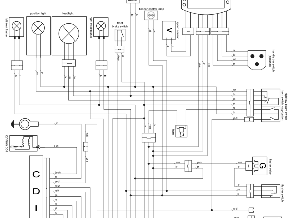 medium resolution of by comparing the old and new wiring diagram where do i put the old ignition module wires to fit the new images below