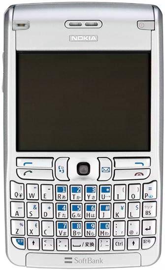 ソフトバンクがフルキーボード端末など攜帯10機種を発売,新 ...
