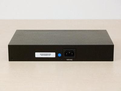 LANケーブルから電源供給するPoE給電ハブでコンセントから解放 ...