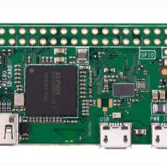Raspberry Pi 2 Wiring Diagram Leviton 3 Way Switch 極薄・極小のワンボードコンピュータraspberry Zeroにwi-fi+bluetoothがついた「raspberry Zero W」が登場 - Gigazine