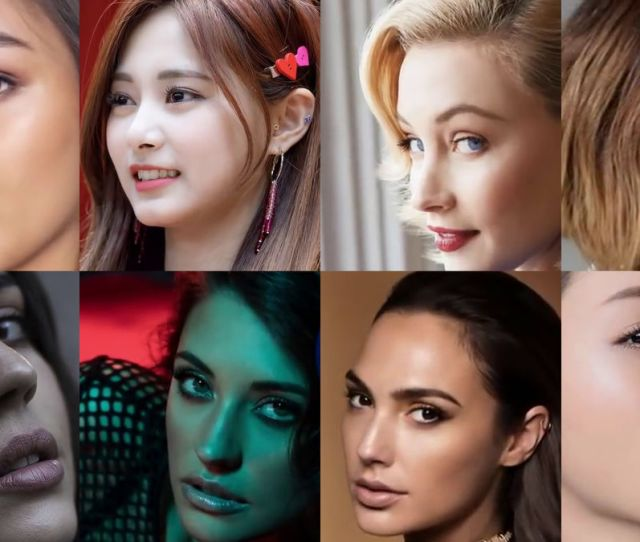 The Most Beautiful Face In The World Best 100 2017 Edition Image Summary