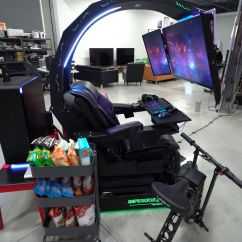 Gaming Chair Amazon Upright Posture Appeared A Hero Who Built The Ultimate Pc Environment That Can Play Comfortably Any Game ...