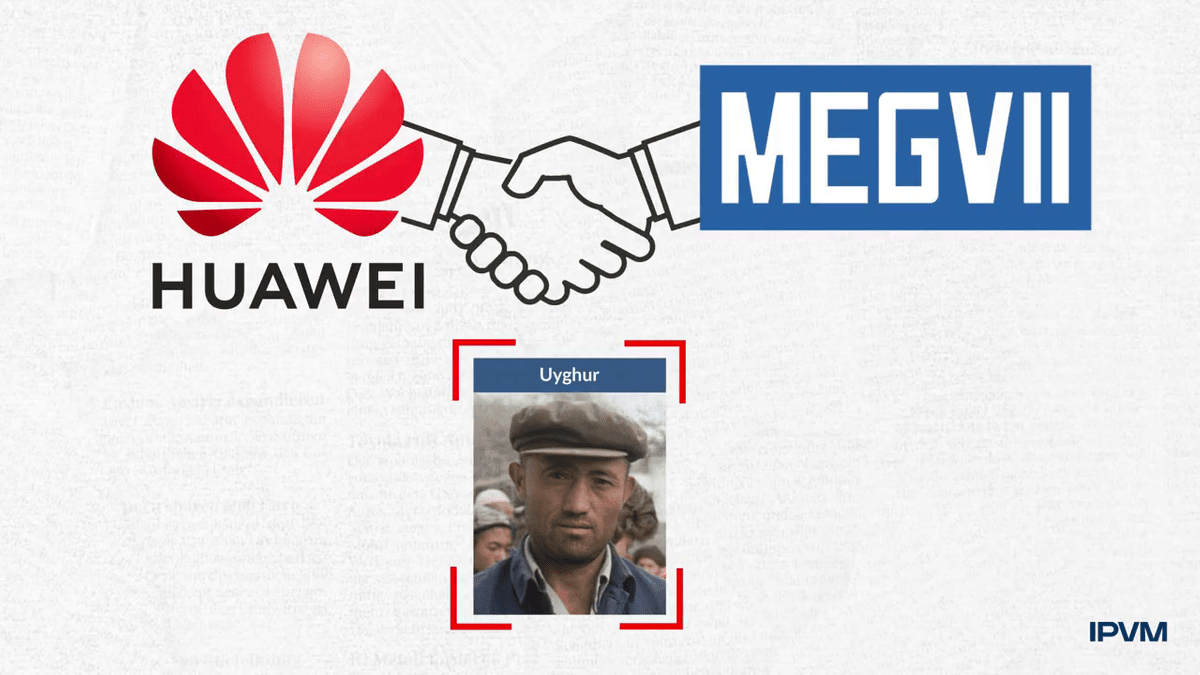 Confidential documents reveal that Huawei was developing a 'Uighur alarm' in collaboration with Chinese AI giant Megvii - GIGAZINE
