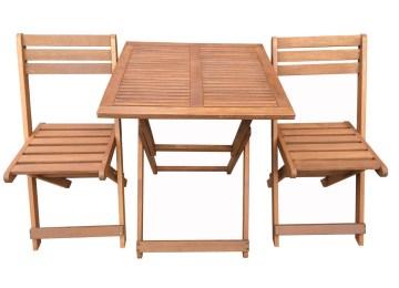 Salon De Jardin Bois Table Pliante | Table Salon De Jardin Bois ...