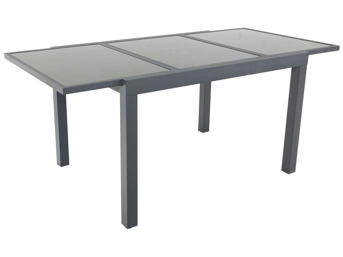 Table De Jardin Aluminium Oceo | Table Florence 240 Aluminium Blanc ...