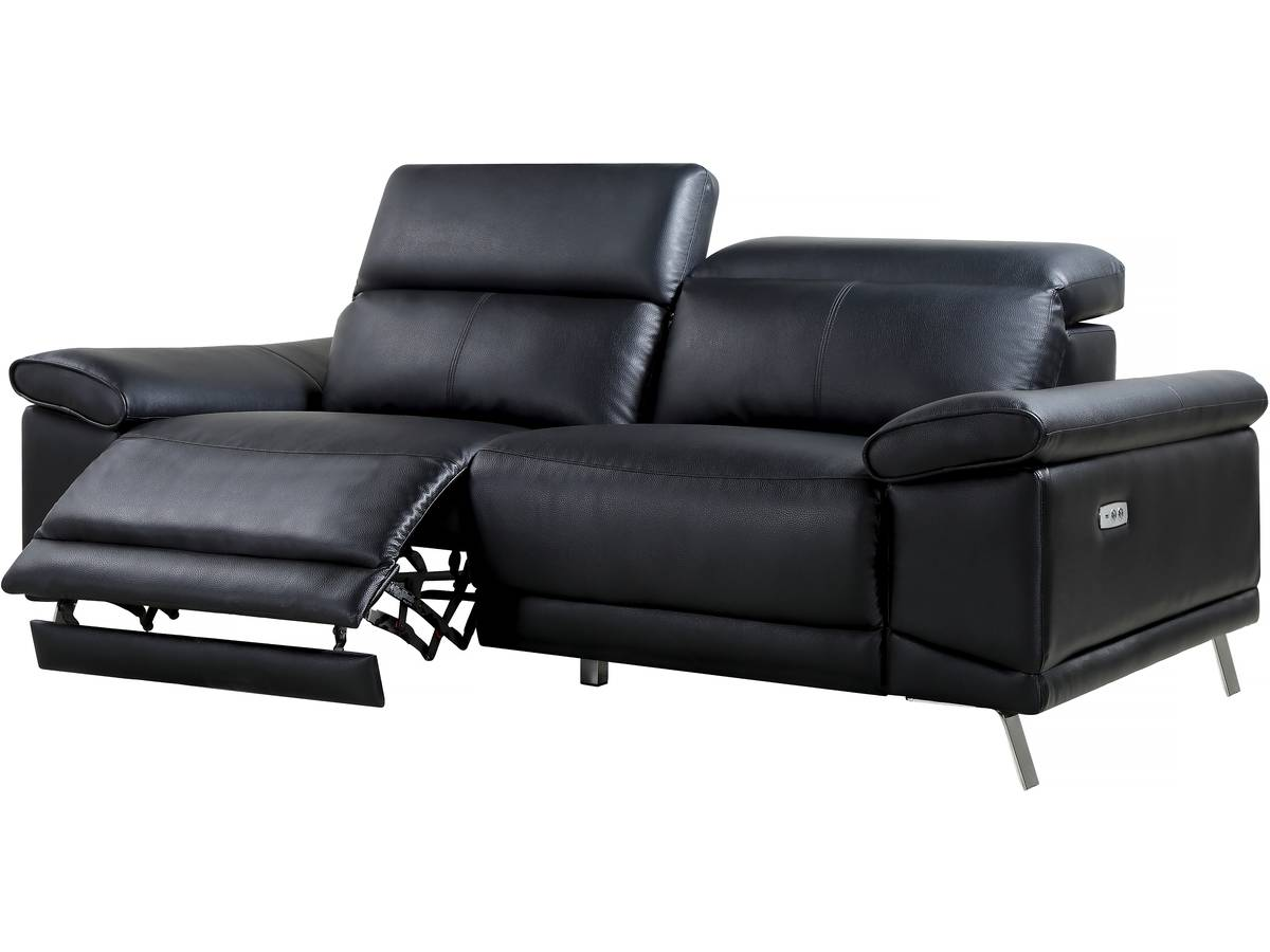 canape relax electrique cuir