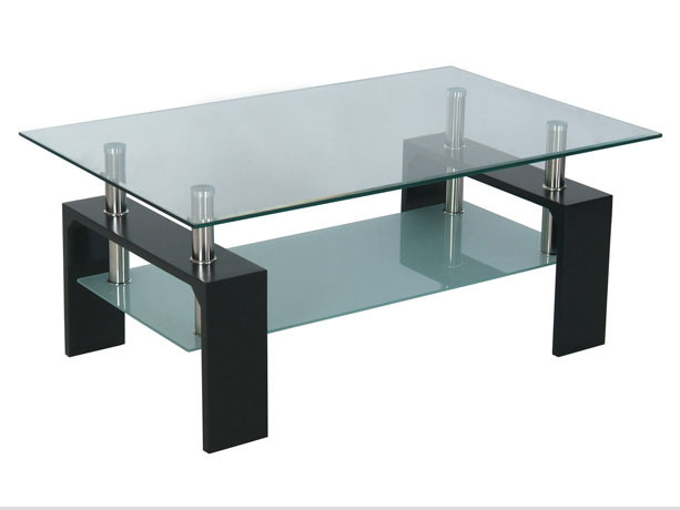 table basse rectangulaire lev mdf
