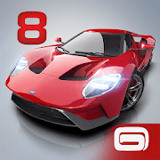 Asphalt 8: Airborne - Fun Real Car Racing Game Mod Apk 4.4.0 [Free purchase][Free shopping]