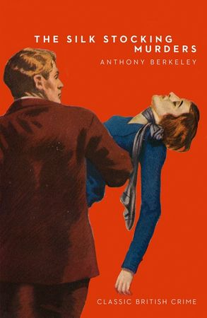 Image result for the silk stocking murders anthony berkeley