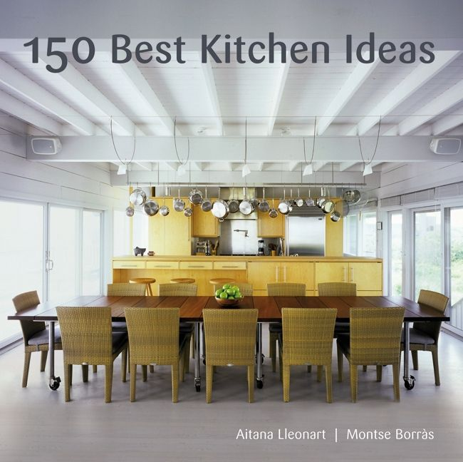 best kitchen design books cabinet lock 150 ideas montse borras hardcover enlarge book cover