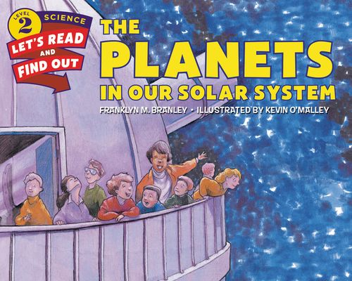 The Planets In Our Solar System Franklyn M Branley