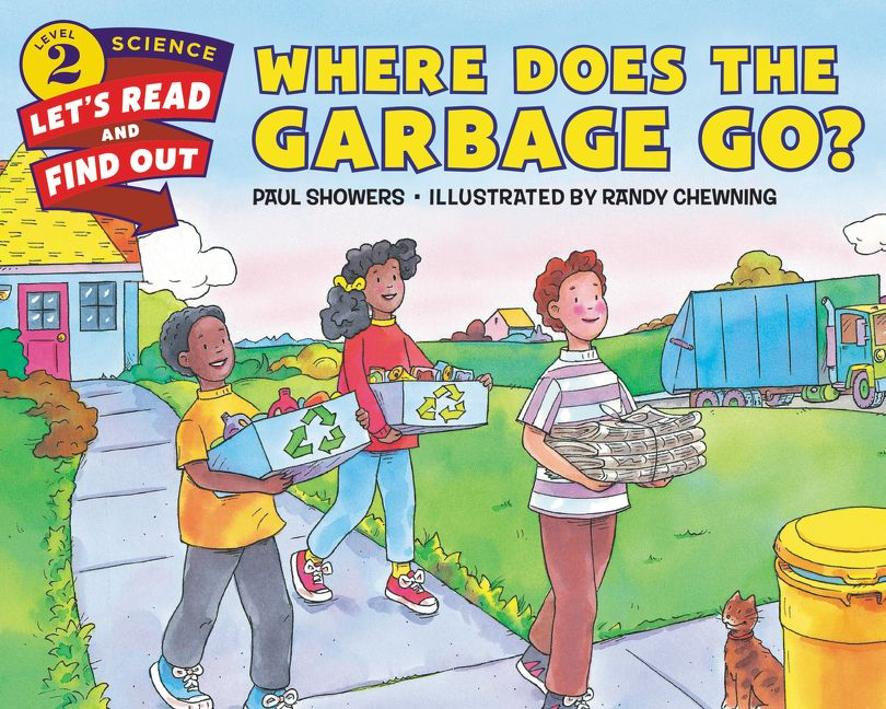 Where Does The Garbage Go
