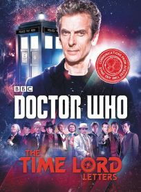 Image result for doctor who letters book