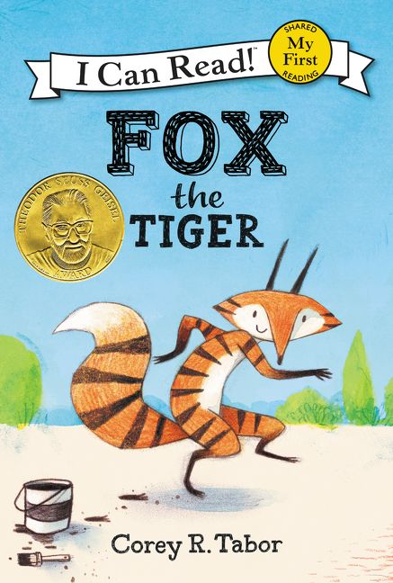 Fox the Tiger Corey R Tabor Hardcover