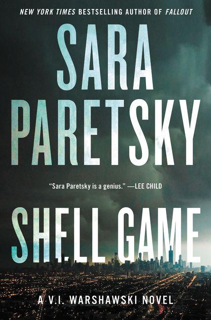 Shell Game  Sara Paretsky  Hardcover