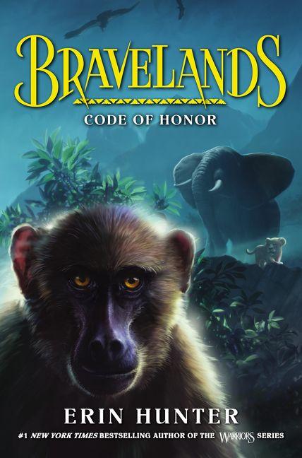 Bravelands #2 Code Of Honor Erin Hunter Hardcover