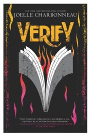 Image result for Verify book cover