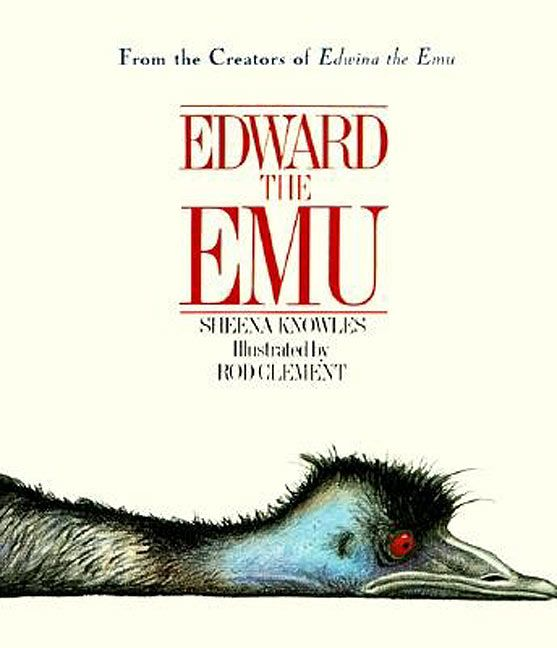 Edward The Emu Sheena Knowles Paperback