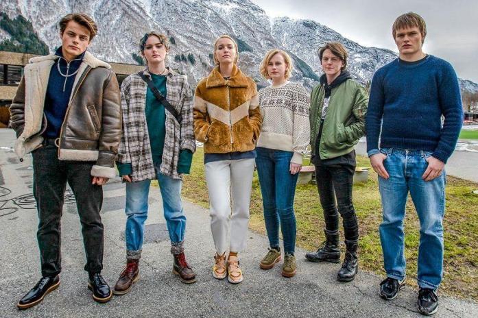 Ragnarok serie Netflix en deseries.club