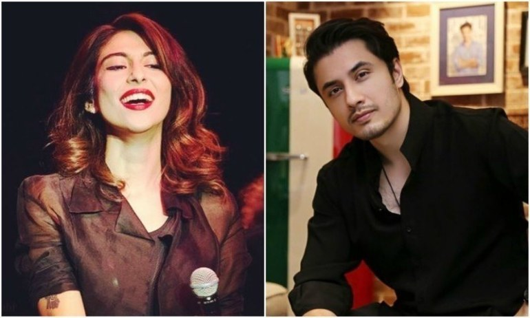 Image result for meesha shafi steps down from the lsa nomination