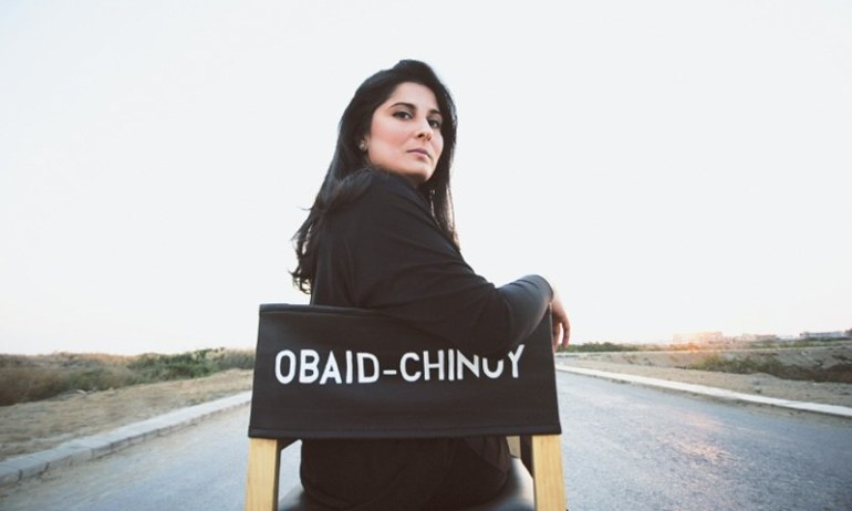 Image result for Sharmeen Obaid Chinoy will Be the Part of Women in the World Summit