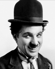 Comedian/Actor/Filmaker Charlie Chaplin