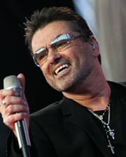 Rock Vocalist George Michael