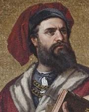 Italian Explorer Marco Polo