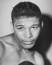 Middle/welterweight championship boxer Sugar Ray Robinson