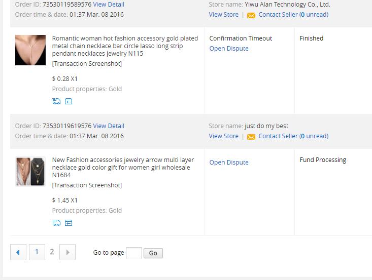 """0nJaBW """"Finished"""" ve """"Fund Processing"""" yazan siparişlerim gelmedi"""