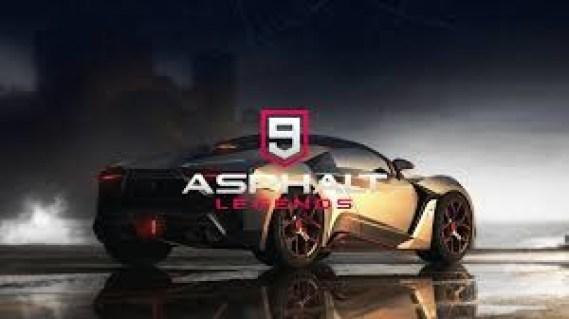 Asphalt 9 LegendsV1.0.1A Full Apk