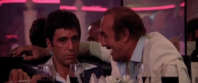 Al Pacino,Steven Bauer,Michelle Pfeiffer,Mary Elizabeth Mastrantonio,Robert Loggia,Paul Shenar,F. Murray Abraham,Scarface,Yaralı Yüz,Brian de Palma,Oliver Stone,1983,170 Dak.,İngilizce,Küba,Miami,ABD,Uyuşturucu,