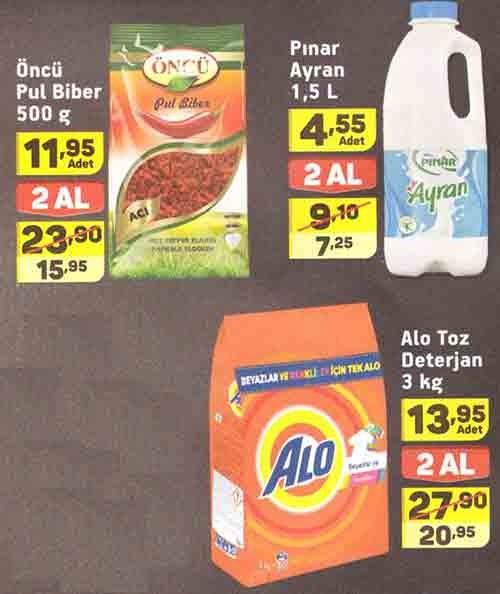 4aQvDL A101 10 16 Mart İndirimli Aktüel Ürünler Kataloğu