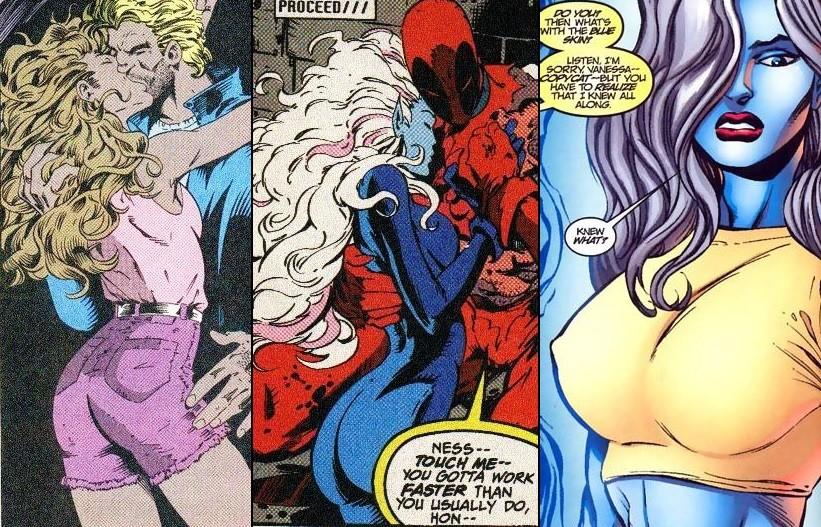 Deadpool Vanessa kimdir