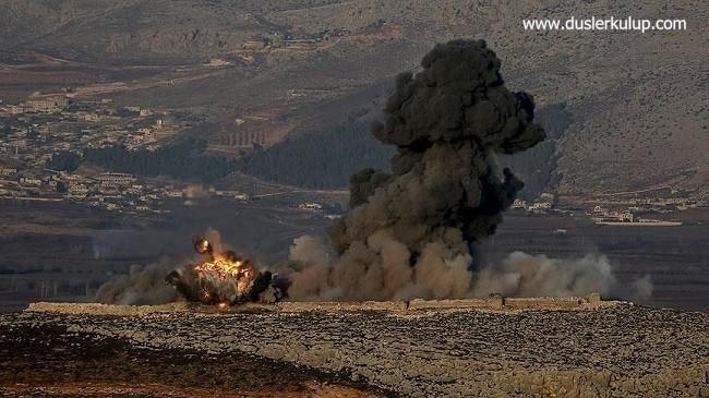 A1mLNr Afrin Operasyonu ve Zeytin Dalının Anlamı